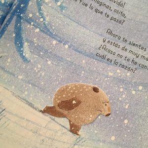 Muestra de las ilustraciones de Un oso es un oso o puede que no