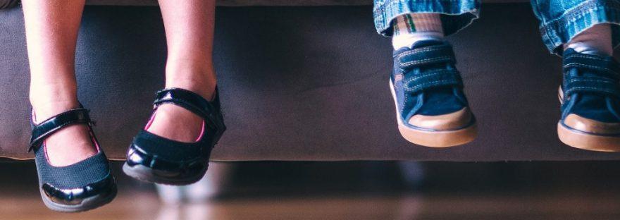 Buscando calzado infantil de calidad para el colegio